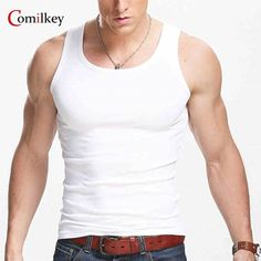 Tops & Tees Men's Clothing Brand Fashion New Mens Fitness Tank Top Bodybuilding Workout Sports Tanks Gyms Clothing Superman Singlet Muscle Vest Male Finely Processed