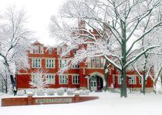 Many walks thru this campus... Great memories. We Are..... Marshall!   Marshall University