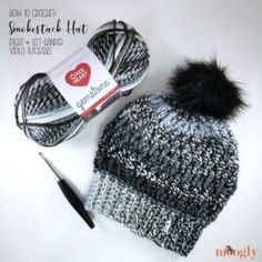 The Smokestack Hat Tutorial walks you through this super textured one skein free crochet beanie pattern - in both right and left-handed videos! Crochet Adult Hat, Crochet Hood, Crochet Beanie Pattern, Easy Crochet Patterns, Free Crochet, Easy Patterns, Crochet Tutorials, Crochet Ideas, Crochet Projects