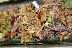 Pork Sisig, Spicy Filipino Pork Belly Appetizer