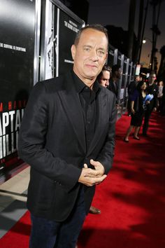 Tom Hanks - one of my all time favorite actors - and people for that matter