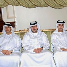 Rashid, Saeed y Maktoum bin Hamdan bin Rashid Al Maktoum. Family Gatherings, Panama Hat, Hats, Dresses, Fashion, Vestidos, Moda, Family Reunions, Hat