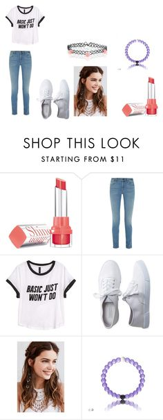 """Spring"" by amazingliv on Polyvore featuring Bourjois, Alexander Wang, H&M, Aéropostale, Regal Rose and Monsoon"