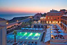 Grande Real Villa Italia Hotel - Portugal - Honeymoons in Cascais Spa Hotel, Penthouse Hotel, Hotels In Portugal, Cascais Portugal, Villa, Spas, Lisbon Top 10, Algarve, Italia Hotel