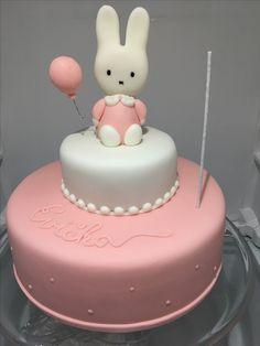 Children Birthday Cake, detsky dort zajicek