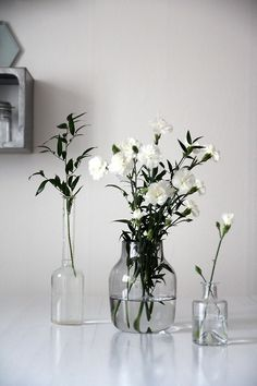 Muuto Silent vase in the middel