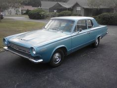 1964 DODGE DART-one of my favorite cars owned.