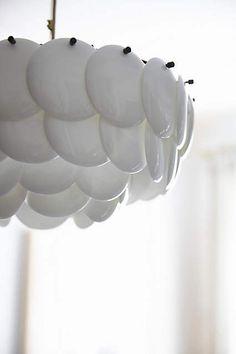 Pembridge Bone China Pendant Lamp - anthropologie.com