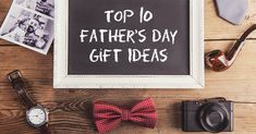 If you are not really sure what gift suits perfect for your dad on Father's Day, this Top 10 Father's Day Gift Ideas is the guide you need right now. Just take a look and identify the type of dad you have.
