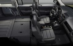2016 Jeep Patriot Sport Folding Seats Idea