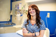 For National Cancer Survivors Day, read about Casey Owens, a cancer survivor living her dream as a nurse for East Tennessee Children's Hospital.