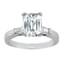 emerald cut engagement rings - Google Search