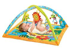 A play mat isn't a necessity, but it can be good to have.