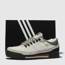 a46da81effd adidas skateboarding white jake boot 2.0 low trainers