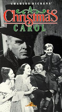 A Christmas Carol (1938) Directed by Edwin L. Marin.  With Reginald Owen, Gene Lockhart, Kathleen Lockhart, Terry Kilburn. On Christmas Eve, an old miser named Ebenezer Scrooge is visited by the spirit of his former partner, Jacob Marley. The deceased partner was in his lifetime as mean and miserly as Scrooge is now and he warns him to change his ways or face the consequences in the afterlife.