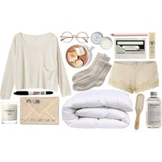 lounging about by rachelgasm on Polyvore