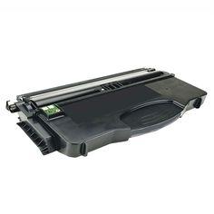Toner Lexmark E120 Preto 12018SL Compatível  Durabilidade: 2.000 páginas - Para uso nas impressoras: LEXMARK E120, E120N  Modelo: 12018SL  Garantia: 90 Dias  Referência/Código: TCL120P
