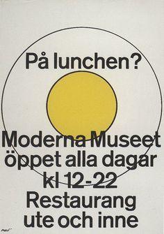 M & Ö – John Melin and Anders Österlin for Moderna...