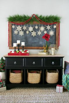 How to Add Modern and Fresh Updates to Red and Green Christmas Decor - Discover, a blog by World Market
