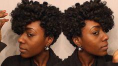 Short Tapered Crochet Wig Tutorial [Video] - http://community.blackhairinformation.com/video-gallery/weaves-and-wigs-videos/short-tapered-crochet-wig-tutorial-video/