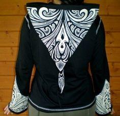 Beautiful hoodie design.