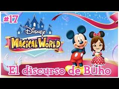 Disney Magical World #17 - El discuros de Búho