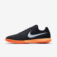 buy popular 2ceb2 9e0ad Nike Mens Magistax Finale II Indoor Shoes BLACK 10  gt  gt  gt  Thanks