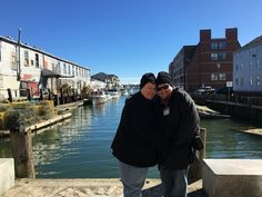 Casco Bay Wharf, home to Harbor Fish Market is our most popular spot for guest photos. Celebrating their 14th wedding anniversary, these ladies joined us in Portland for a culinary walking tour in February!