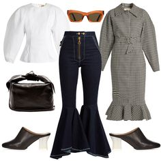 Femme Moderne: Outfit Collage - Oracle Fox