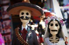 Día de los Muertos 2006 Fruitvale, novios!