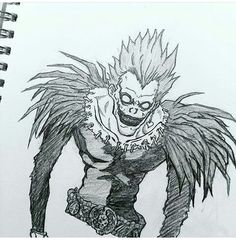 Death Note Instagram.