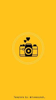 Discover recipes, home ideas, style inspiration and other ideas to try. Instagram Logo, Free Instagram, Instagram Story, Instagram White, Camera Icon, Camera Logo, Iphone Wallpaper Yellow, Tumblr Yellow, App Logo