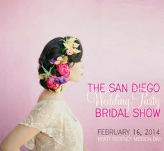 San Diego  February 16, 2014 from 12 pm to 5 pm tickets at the door $20 - save $5 - download discount coupon at www.sandiegoweddingparty.com