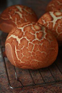 Tiger bread …aka Dutch Crunch bread