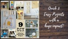 Bathroom Organization - 9 Easy DIY Projects that are inexpensive and easy to complete. Many require no tools, just some creativity! Tunisian Crochet, Easy Crochet, Crochet Fish, Free Crochet, Diy Projects Bathroom, Crochet Basics, Bathroom Organization, Pantry Organization, Diy Stuffed Animals