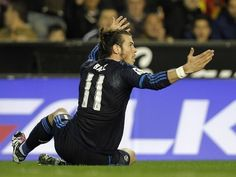 Real Madrid lose Gareth Bale to two-game suspension #Real_Madrid #Football