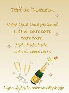 Invitation Au Pot De Depart A La Retraite Modele De Lettre Gratuit