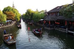 Zhou Zhuang,the best ancient water town in China 水乡周庄 - SkyscraperCity