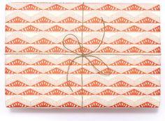 Esme Winter gift wrap via DesignWorkLife
