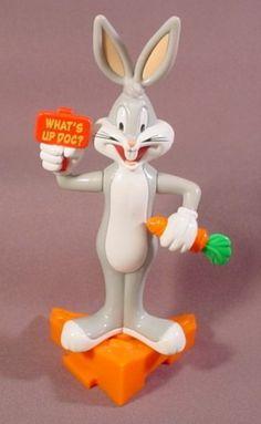 Looney Tunes Action Pen & Base, Bugs Bunny