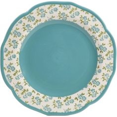 The Pioneer Woman Timeless Floral and Retro Dot Mix and Match Dinnerware Set Image 4 of 14 Dots Design, Floral Design, Pioneer Woman Dinnerware, Dinnerware Sets Walmart, Plates And Bowls, Salad Plates, Showcase Design, Fall Flowers, Pattern Mixing