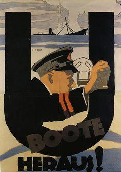 """U Boat Heroes"" by paul.malon, via Flickr"