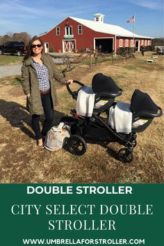 When you become a first-time parent of twins or welcoming a second child, choosing the exact double stroller can feel awesome. The sheer number of choices is enough to create anyone dizzy (or see double). The Baby Jogger City Select Double Stroller is an accepted pick due to its many configurations. City Select Double Stroller, Double Stroller Reviews, Baby Jogger City Select, Double Strollers, Sheer Number, Large Diaper Bags, Umbrella Stroller, First Time Parents, Second Child