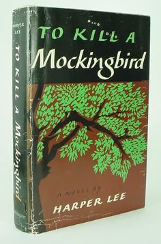 "To Kill a Mockingbird (1960).  Harper Lee (1926 - First Edition.)  The arrest and eventual trial of a young black man accused of raping a white woman.  Tough and tender novel of race, class, justice, and the pain of growing up.  Won the 1961 Pulitzer Prize for Fiction.  ""The one thing that doesn't abide by majority rule is a person's conscience."" (Lee)"