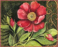 Lang - February 2015 Wallpaper | Cottage Garden