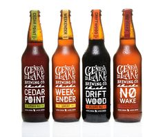 Geneva Lake Brewery Designed by Alchemy LTD