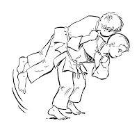 Examen Para Ninos En 2020 Dibujos Judo Ninos