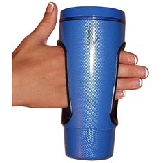 Easy Grip-In Mug is for use by people with arthritis or grasping, fine motor, cognitive or upper extremity disabilities. Adaptive Equipment, Handicap Equipment, Myasthenia Gravis, Mobility Aids, Ehlers Danlos Syndrome, Assistive Technology, Rheumatoid Arthritis, Arthritis Remedies, Stroke Recovery