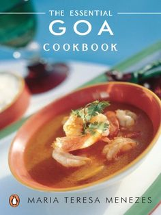 Essential Goa Cookbook by Maria Teresa Menezes