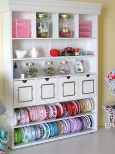 Pinterest Craft storage ideas | ... Inspiration Files Tagged With: craft room , design paint , pinterest